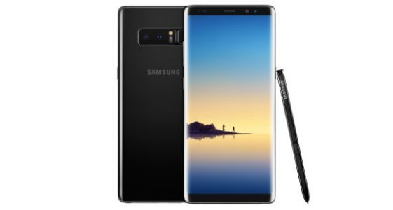 Samsung launches $994 Galaxy Note8 Enterprise Edition in the U.S