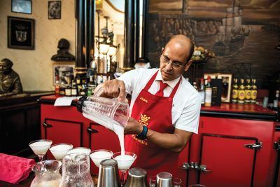 What American Bartenders Can Learn from Cuban Cocktail Culture