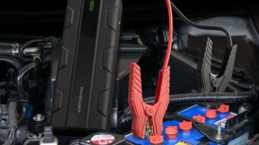 Jump Start Practically Any Car With This $50 Battery Pack