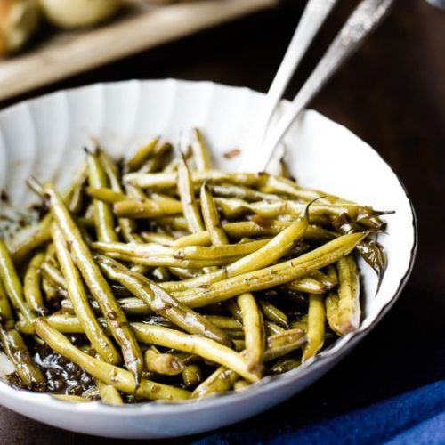 Worcestershire Green Beans