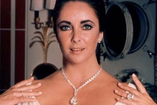 From Liz Taylor to Joan Crawford, the secret history of celebs' diamonds