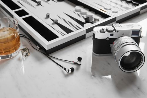 """Leica x Master & Dynamic Are Back With a Silver """"0.95"""" Collection"""