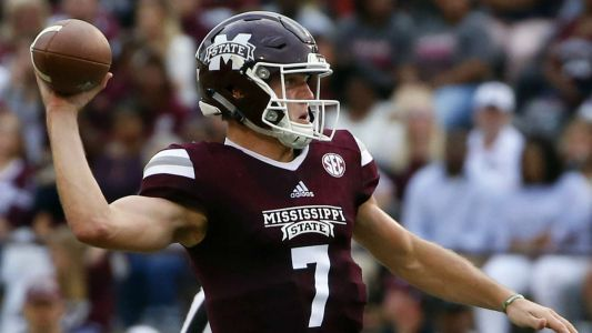 Mississippi State loses QB Nick Fitzgerald to ugly leg injury