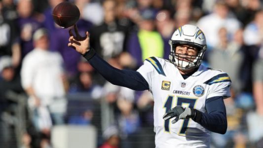 Chargers-Patriots Divisional Round Matchup