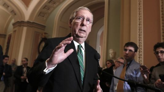 Congressional Republicans Unlikely To Act To Counter Trump On Tariffs