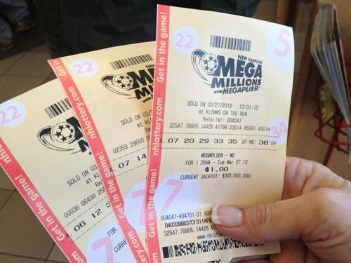 $1 million Mega Millions ticket sold in Nashua
