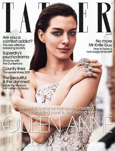 Anne Hathaway Revealed the Truth Behind Why She's Sober