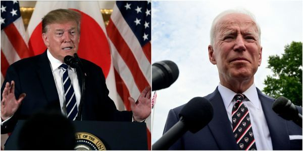 Trump joins chorus spearing Joe Biden's 2020 run: 'some things aren't salvageable'
