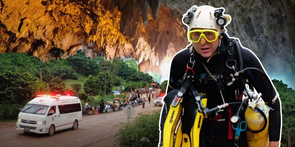 Soccer Team's Rescue From Thailand Cave Might Become a Movie