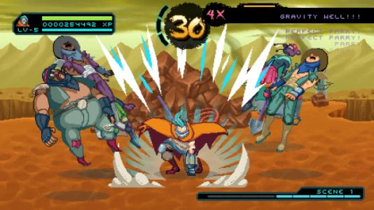 The IndieBeat: How Way of the Passive Fist's animators helped make it accessible