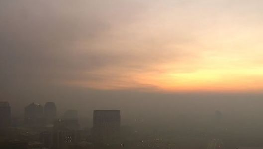 Officials: Smoke in Sacramento area from Butte Co. wildfire