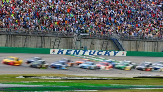 What channel is NASCAR on today? Time, TV schedule for Kentucky race