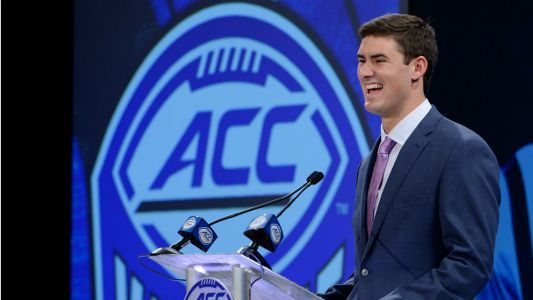 ACC Kickoff: Duke QB Daniel Jones may enjoy most perks in college football thanks to Manning ties