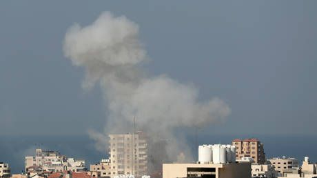 EU demands rapid de-escalation in Gaza to safeguard lives of Palestinian & Israeli civilians