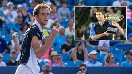 'Medvedev can be better than me because he's calmer!': Marat Safin on Russia's tennis prodigy