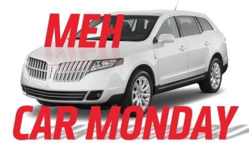 Meh Car Monday: You Can Actually Still Buy a Lincoln MKT But You Won't Because Nobody Bothers
