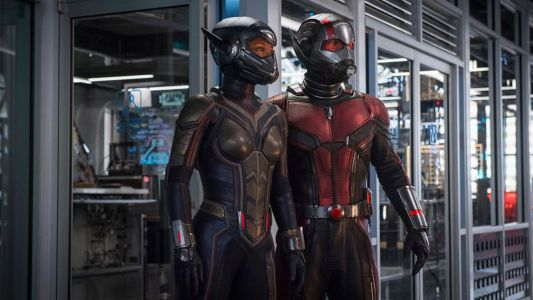 'Ant-Man and the Wasp' marks Marvel's 20th straight No. 1 opening