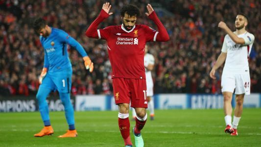 Champions League: Mohamed Salah shines in Liverpool win over Roma