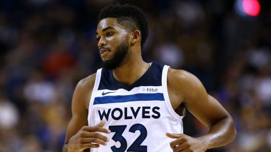 Timberwolves' Karl-Anthony Towns questionable vs. Knicks after car accident