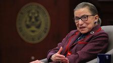 Ruth Bader Ginsburg Calls This Supreme Court Term 'Much More Divisive Than Usual'