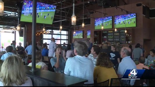 World Cup frenzy takes over Upstate fans