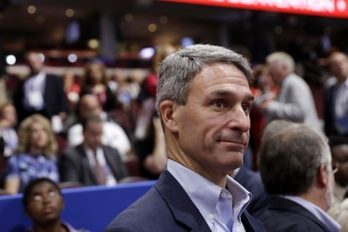 Former Trump opponent Cuccinelli may land key immigration post