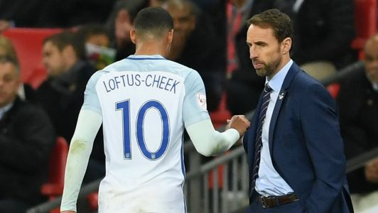 England Starlet Ruben Loftus-Cheek Claims He Isn't 'Bitter' About Lack of Game Time at Chelsea