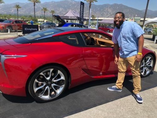 A Brief Introduction To Lawerence Hodge, Jalopnik's New Writer