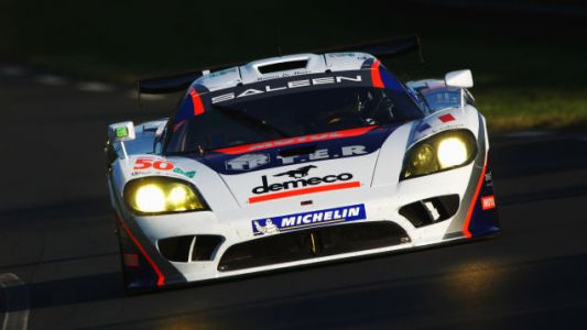 I'll Tell You What's a Car of Real Sound and Fury: The Saleen S7R