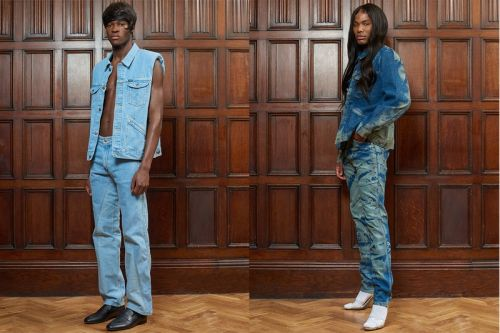 EXCLUSIVE: Bianca Saunders Reworks Classic Wrangler Pieces for SS21