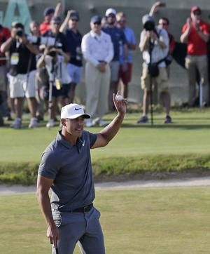 A glance at the final round of the US Open