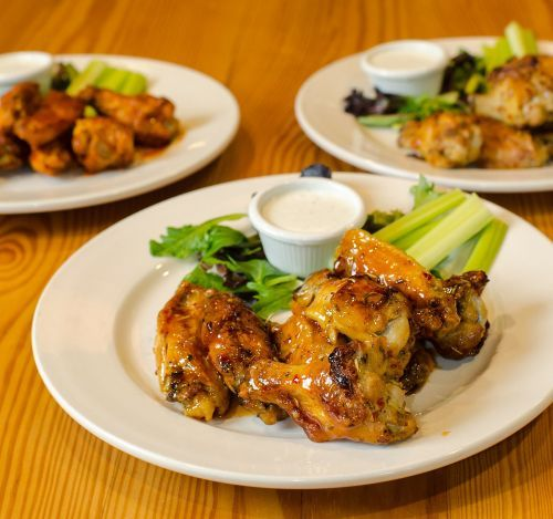 Brixx Wood Fired Pizza Introduces Wood Fired Wings