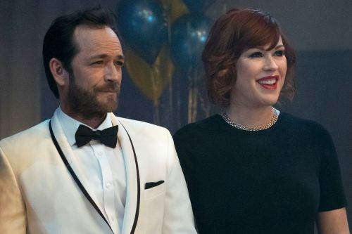 Luke Perry's 'Riverdale' tribute episode was 'cathartic' for cast, crew