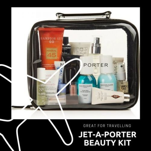 Great for Travelling: Jet-à-Porter Beauty Kit