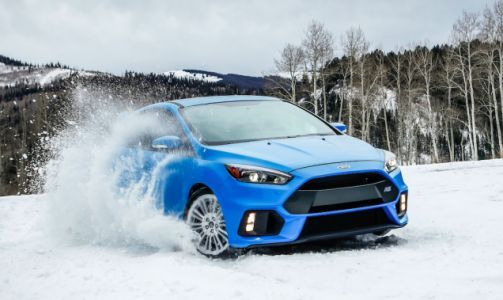 Ford Says 'About 27,000' Focus RSes Could Have Bad Head Gaskets