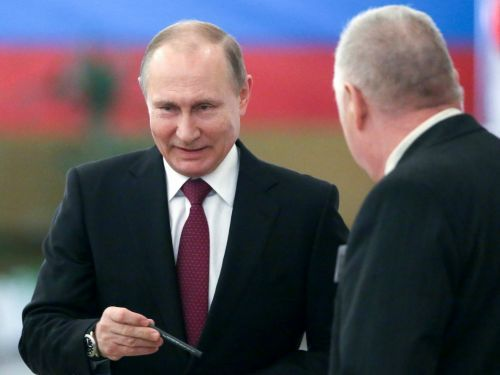 Russia claims foreign hackers are trying to interfere with its election