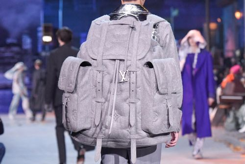 This enormous Louis Vuitton backpack can be yours for $10K
