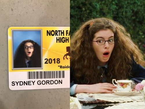 High school seniors recreated iconic memes in their school ID photos - and it's the best thing you'll see today