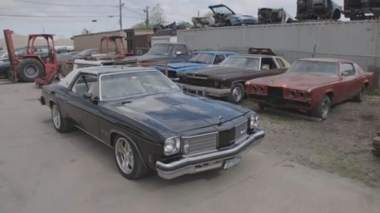 Honor Your Mother With A Mid-'70s Big Block Muscle Car
