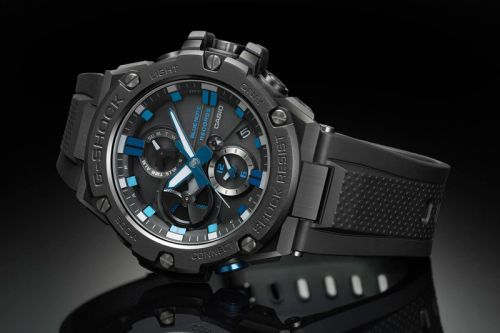 G-SHOCK Honors Blue Note's 80th Anniversary With Exclusive G-STEEL Timepiece
