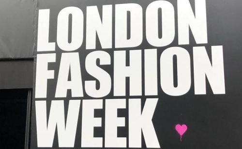BFC highlights fashion economy and 'positive fashion' message