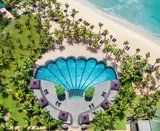 Calling all Mermaids: This Incredible Hotel's Shell-Shaped Pool Is Only the Beginning