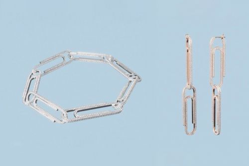 """Virgil Abloh and Jacob & Co. Unveil New """"Office Supplies"""" Jewelry"""