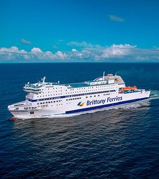 Brittany Ferries opens for 2022 bookings