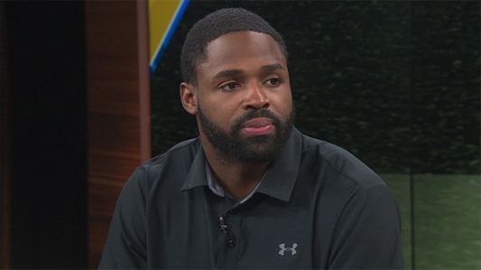 1-on-1 with Torrey Smith in Baltimore