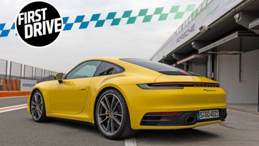 The 2020 Porsche 911 Is Truly a GT Car That Can Do It All