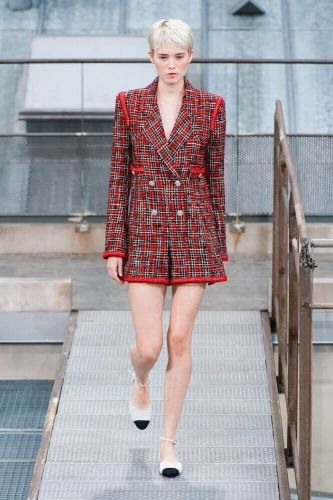 Chanel: Ready-To-Wear SS20