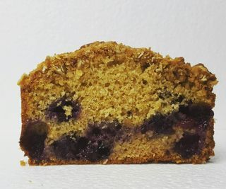 Blueberry Spice Coffee Cake