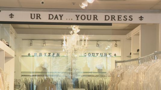 Naperville bridal boutique to give away wedding dresses to frontline health care and essential workers