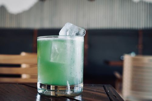 Zero-Waste Cocktail: Lower East Side